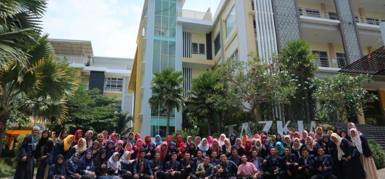 Kunjungan Prodi Pendidikan Matematika ke Tazkia International Islamic Boarding School (IIBS)
